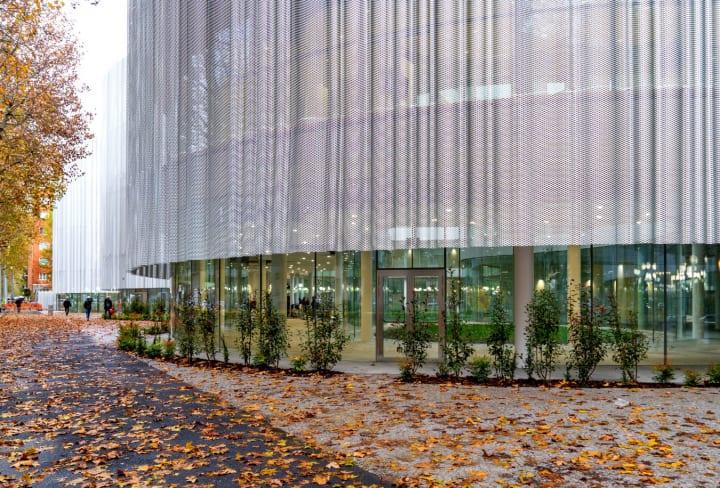 SANAAが設計を担当した 伊ボッコーニ大学の新キャンパスが完成