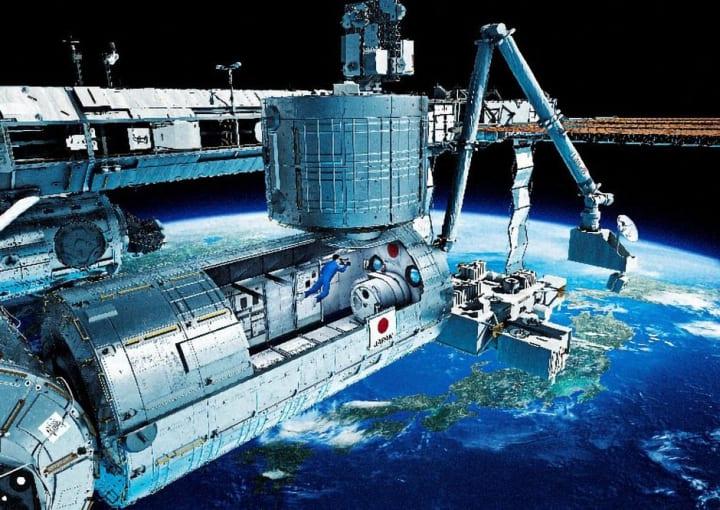 宇宙と地上の双方向エンターテインメント番組が登場!? 「きぼう」船内に「The Space Frontier Studio KI…