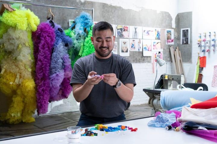 レゴ®がクリエーターにフィーチャーしたキャンペーンを展開 テーマは「Rebuild The World/創造力が、世界…