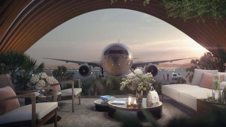 Foster + Partnersがサウジアラビアで手がける 新しい空港「Red Sea Airport」の設計案を公開