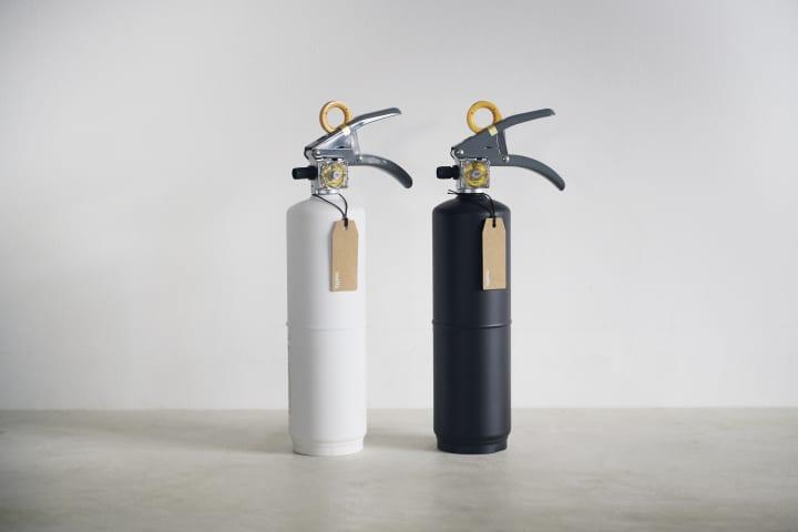 防災ブランド +maffs の第一弾プロダクト グッドデザイン特別賞も受賞した「+ 住宅用消火器」