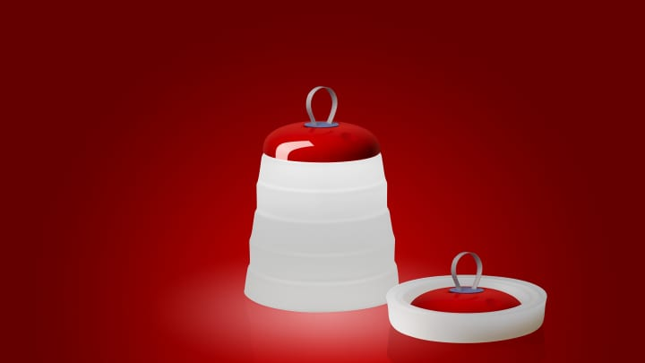 イタリアの照明メーカー Foscariniから登場 アウトドア用のランタン「Cri Cri」