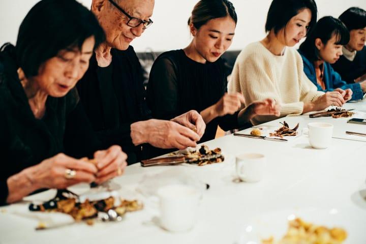 岩間朝子による食のワークショップ・レポート 食材の自己採集から考える、「食べる」ということ