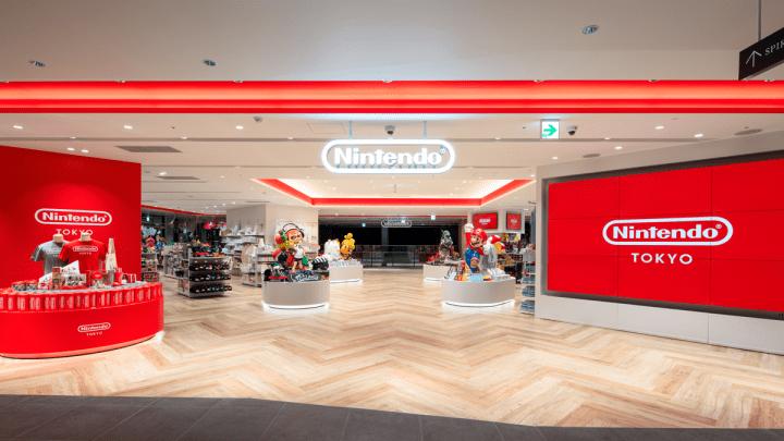 日本国内初となる任天堂の直営オフィシャルストア 「Nintendo TOKYO」が渋谷PARCOにオープン