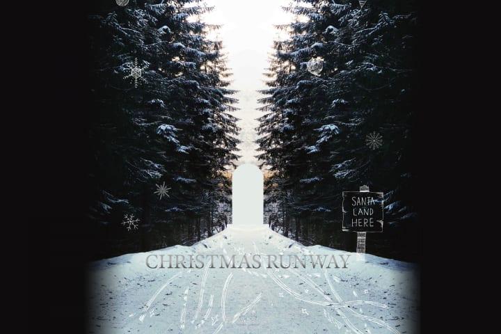 カッシーナ・イクスシーの2019年クリスマス特別展示 「ALTA MODA ―CHRISTMAS RUNWAY」が開催