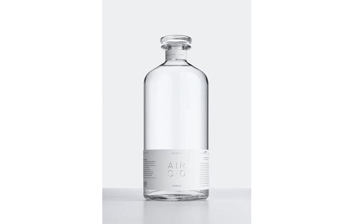 世界でもっとも持続可能なウォッカ!? 「Air Co. Vodka」がニューヨークで誕生