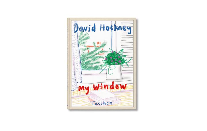 イギリスの画家 デイヴィッド・ホックニーが iPhoneとiPadで描いた画集 TASCHENから登場
