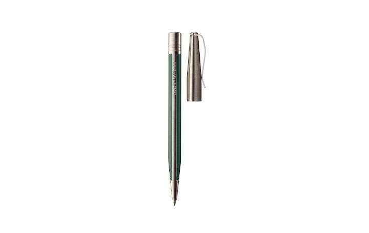 POSTALCOが三菱鉛筆と一緒に作った「LAYERED」が登場 鉛筆のような存在感のある新しいボールペン