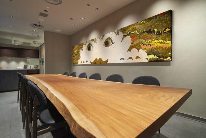 「甘味おかめ」新店舗が渋谷PARCO B1Fにオープン 内装設計は芦沢啓治建築設計事務所が担当