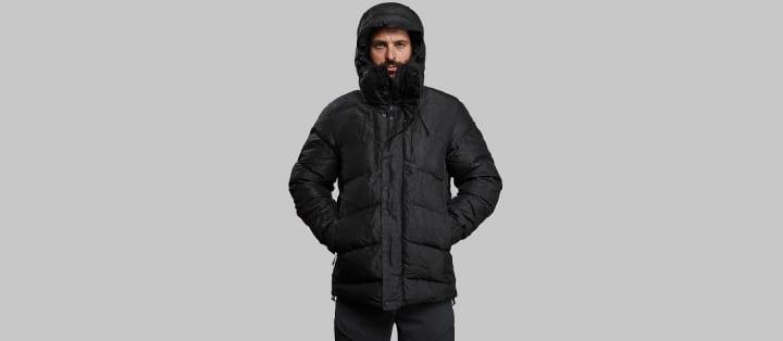 鋼の15倍の強度を持つジャケット!? Vollebakからインデストラクタブルな「puffer jacket」が登場