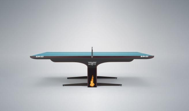 三英がTOKYO 2020オリンピック・パラリンピック 卓球競技用 公式卓球台「MOTIF」を公開
