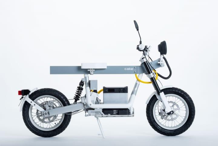 スウェーデンのバイクメーカー CAKEから「Ösa」が登場 バッテリー搭載型で無限のカスタマイズが可能