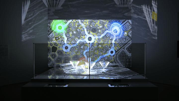 PARTYとnoizのアート作品「2025年大阪・関西万博誘致計画案」 森美術館「未来と芸術展」にて公開