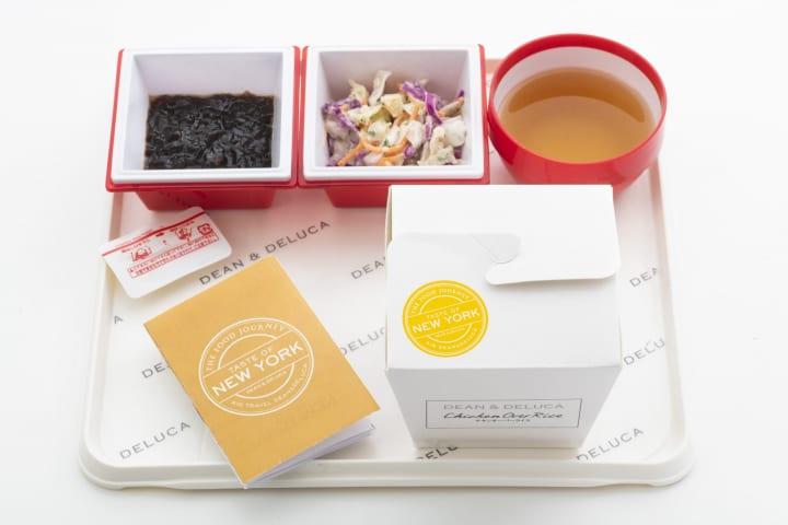 JAL国際線で「DEAN & DELUCA」とのコラボメニューを提供 N.Yで人気のレシピをアレンジした「AIR DEAN…