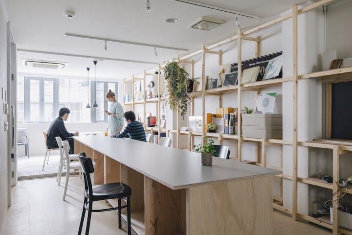 伊藤維が京都の家具の街で設計した グローバル・スタートアップ「mui Lab」の新オフィス