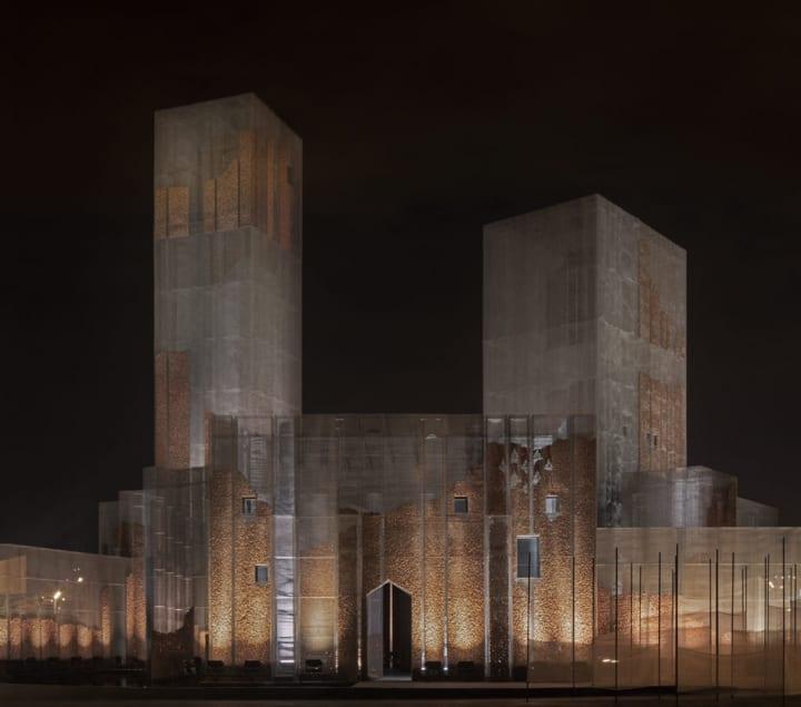エドアルド・トレソルディの新プロジェクトが始動 サウジアラビアで披露した体験型インスタレーション「Gh…