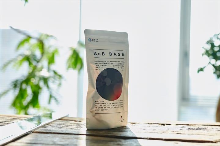 アスリートの腸内細菌を研究する「AuB」から 整腸サプリメント「AuB BASE」が登場