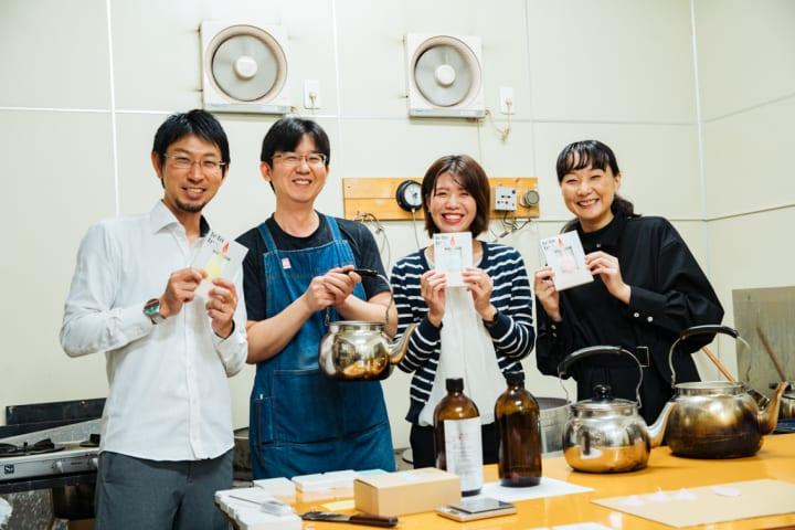 東京ビジネスデザインアワード 2018年度 優秀賞「tetote(テトテ)」 東洋工業 & 中村知美 商品化へ…