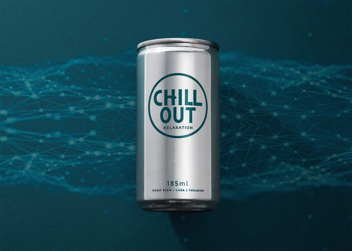 EndianとUniversal Mindが共同研究を開始 リラクゼーションドリンク「CHILL OUT」の効果を検証