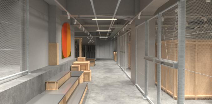 アートの収蔵庫を併設したリノベーションホテルが来春オープン 浅草エリアの「KAIKA TOKYO -THE SHARE HOT…