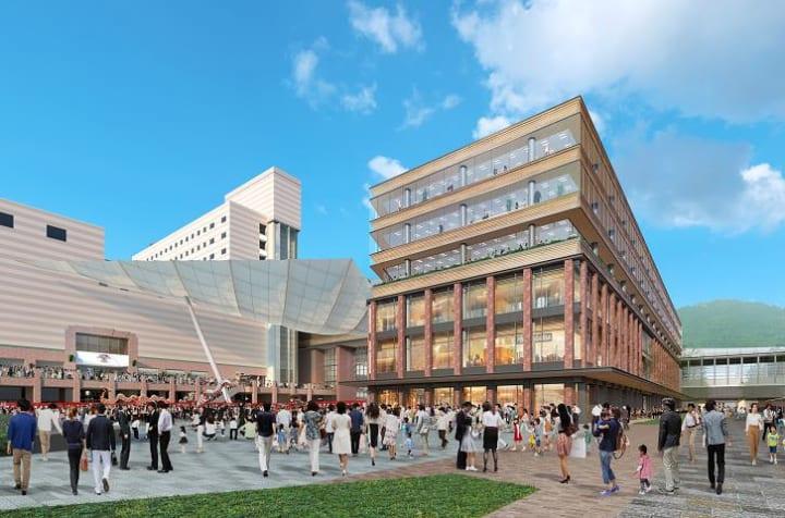 JR九州が長崎駅の新駅ビル開発概要を発表 国際観光都市・長崎のまちづくりの拠点を目指す