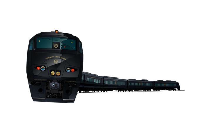 JR九州の観光列車「36ぷらす3」2020年秋に運行開始 787系も手がけた水戸岡鋭治がデザインを担当