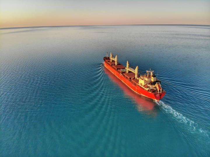 海運業界のCO2排出削減量を客観的に評価する新サービス Chaintopeとウェザーニューズが共同研究を開始