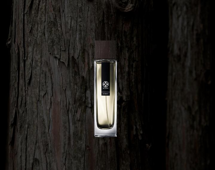 和木の天然オイルをベースにしたリッチなフレグランス メゾンフレグランスKITOWA「オードパルファム」発売