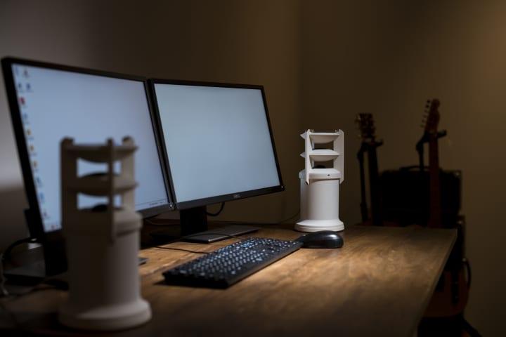 デスクトップサイズのハイレゾ対応全方位スピーカー Egrettaから「TS-A200series」が登場
