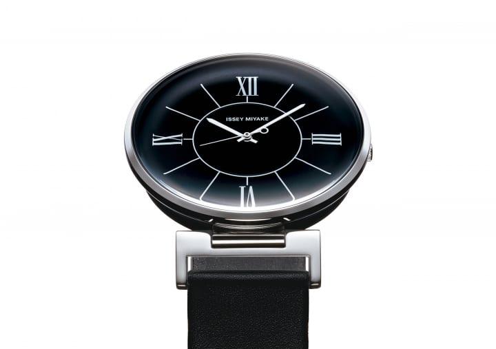 ISSEY MIYAKE WATCHプロジェクトの19番目のモデル 和田智がデザインした 「 U 」登場