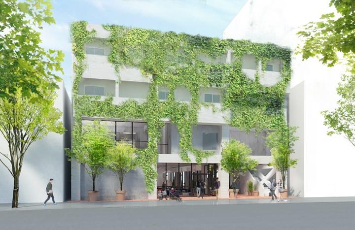 前橋の「白井屋旅館」を「SHIROIYA HOTEL」へと再生 藤本壮介が設計、レアンドロ・エルリッヒらも参加
