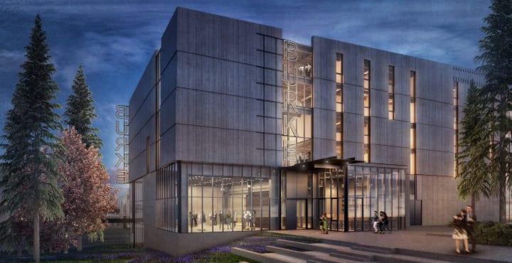 米バーク自然史文化博物館の新館がオープン 透明性を最大限にするOlson Kundigの設計