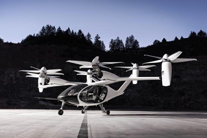 トヨタ自動車、空のモビリティの実現に向けて Joby Aviationと電動垂直離着陸機の開発・生産で協業