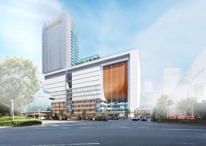 「ニュウマン横浜」がJR横浜駅西口に開業へ 田根剛が館内の環境デザインを担当