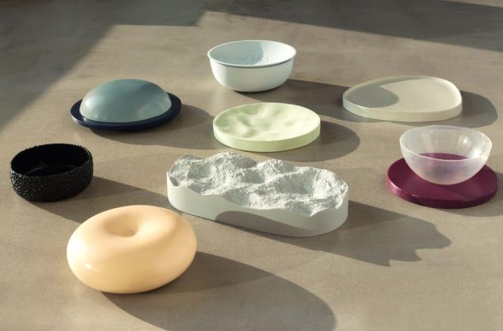 Teresa Bergerの食器シリーズ「Beyond Taste」 食に新たな感覚をもたらす「ガストロフィジクス」を追求