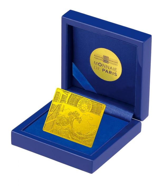 北斎・ピカソ・ゴッホの名画が金貨に 「世界の美術館 傑作記念コイン」シリーズが登場