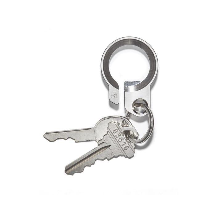 ボトルオープナーにもなる純チタン製のキーリング Grovemadeの「Titanium Key Ring」