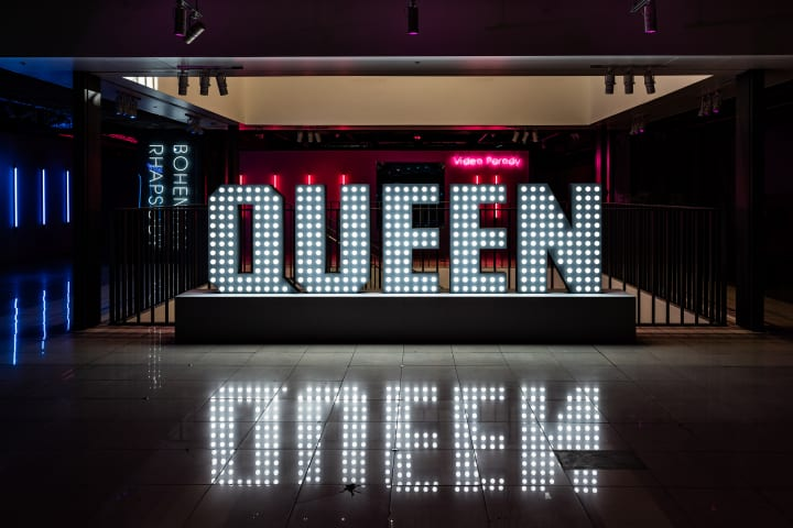 Ginza Sony Parkで「QUEEN」の楽曲を遊び尽くす 体験展示「#013 QUEEN IN THE PARK ~クイーンと遊ぼう~…