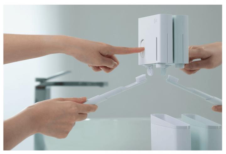 スマートに携帯できて環境にもやさしい 歯磨きとシェービングのキット 「TIC ORAL CARE & RAZOR KIT」
