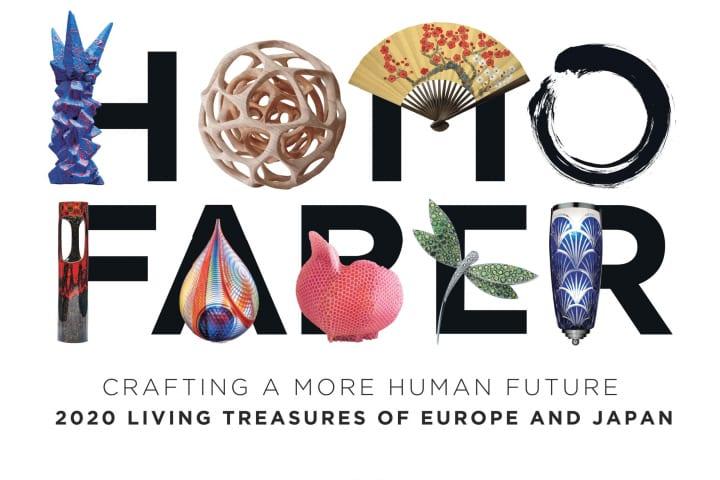ヨーロッパの職人技を紹介するヴェネチアの展覧会 「Homo Faber2020」が開催、日本から12名の人間国宝も参加