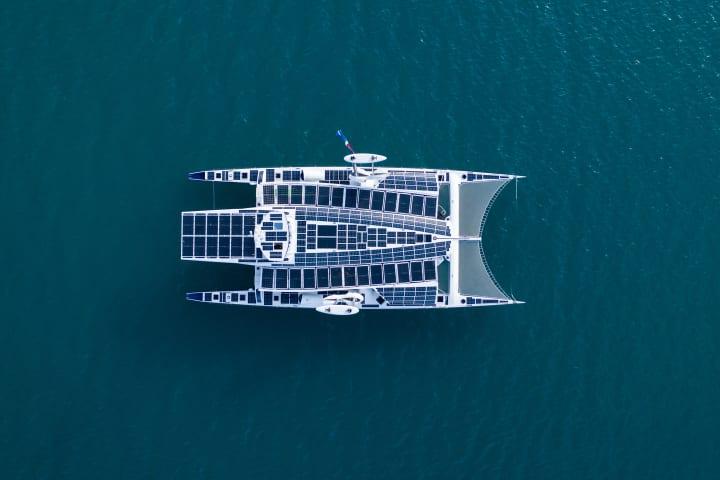 トヨタが船舶向けに初の燃料電池システムを開発 世界一周の航海をサポート