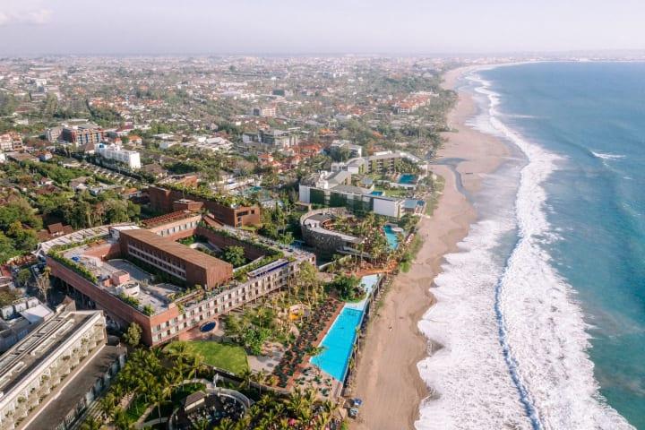 OMAがバリ島で手がけたホテル「Potato Head Studios」 地元コミュニティにも開かれた新しいリゾート施設