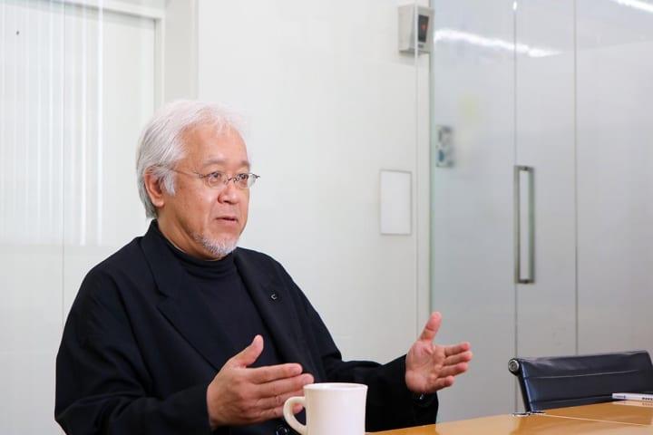 原 研哉氏インタビュー 本質を見極めるーーVisualize and Awaken