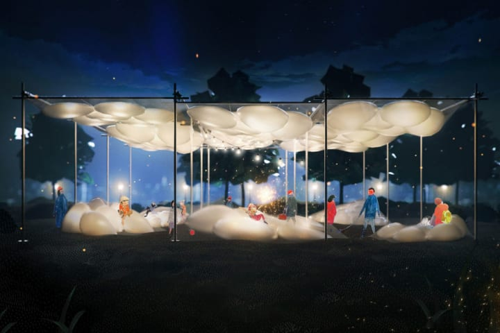 設計コンペ「2020 City of Dreams Pavilion」受賞者が決定 NYのアートイベントが環境を考えたデザインを募集