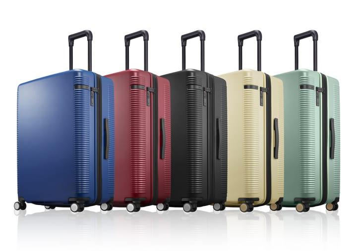 ace.のスーツケース「ウォッシュボードZ」 マチ幅を拡張して容量を増やせる新型が登場