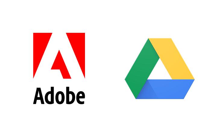 アドビがAdobe AcrobatとGoogleドライブを統合 Adobe Acrobat for Google Driveの提供を開始