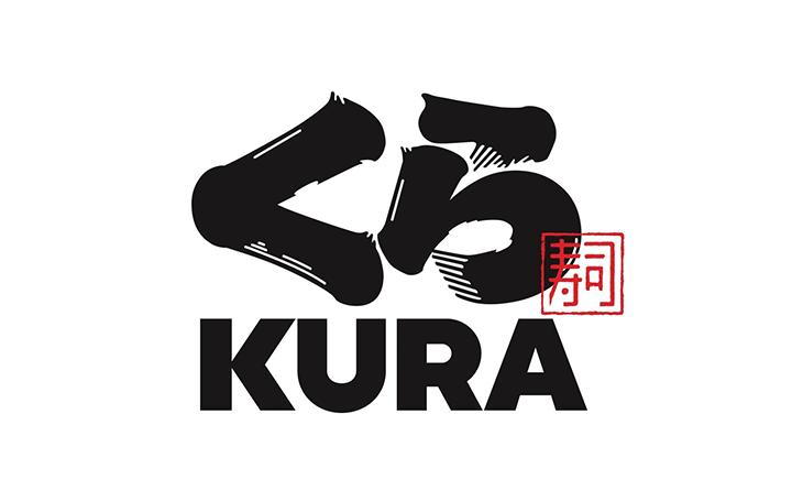 くら寿司がグローバル展開に向けて新ロゴを導入 佐藤可士和が江戸文字をベースに現代的にデザイン
