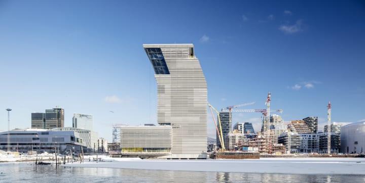 ムンク美術館がリニューアルオープンへ フアン・ヘレロスが設計する垂直の美術館