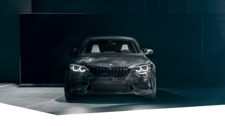 FUTURA 2000がハンドペイントを施した 「BMW M2 by FUTURA 2000」が公開