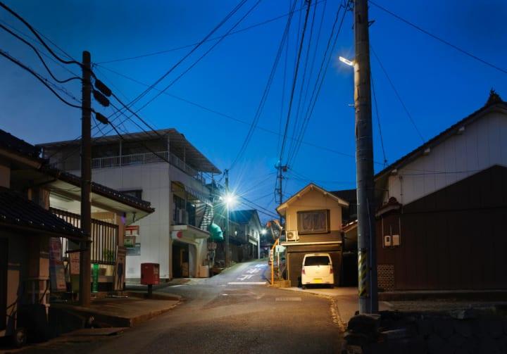 パナソニックの光害対策型防犯灯・道路灯 国内メーカー初「星空に優しい照明」の認証を取得